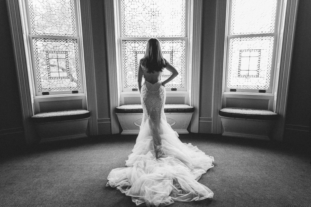 Engineers Club Wedding with Galia Lahav Dress by Maria Vicencio Photography