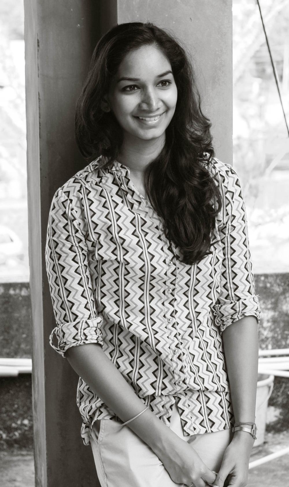 Asha Bhaskaran - Effects Artist