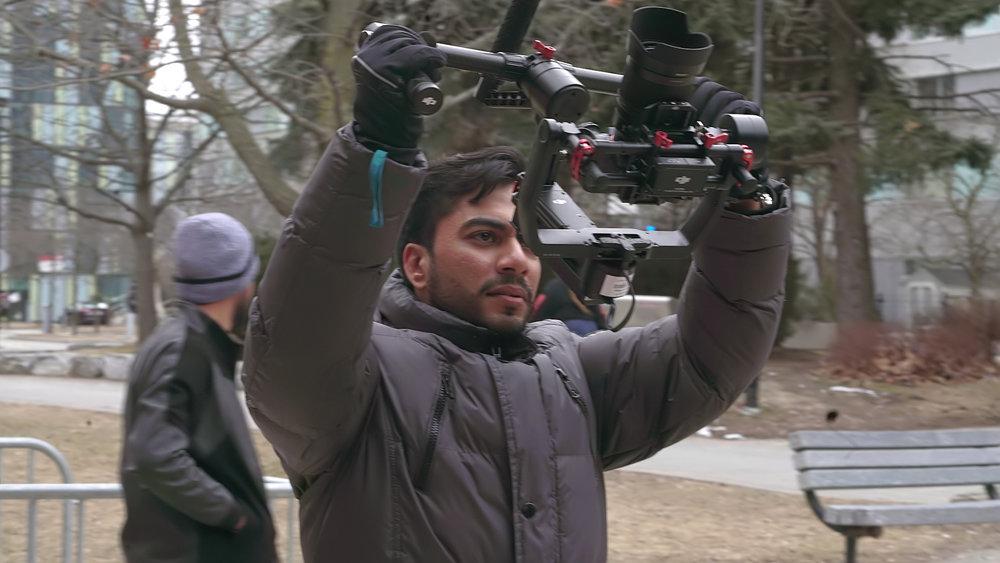 Aditya Chauhan - 3D Generalist