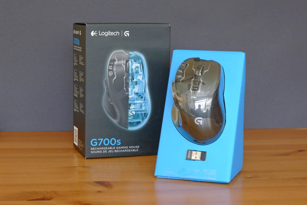 Logitech G700s gaming mouse review - jason tsay