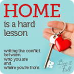 Home Is A Hard Lesson. Register now.