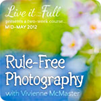 Rule-Free Photography. Register.