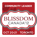 Blissdom Canada '12 | Community Leader & iPhoneography Microsession Leader | October 2012