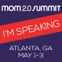 Mom 2.0 | Speaker | May 2014