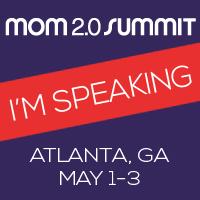 Mom 2.0 | Speaker | May 2014