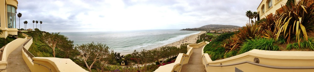 A photo from the hotel at Mom 2.0 Summit 2013 in Laguna Niguel. (click to enlarge)