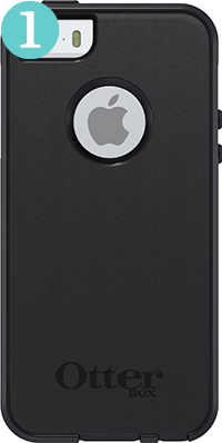OtterBox Commuter Series Case for iPhone 5 & 5S