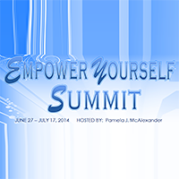 Empower Yourself Summit from Tri-Holistic Healthy Healing   Interviewee   July 2014