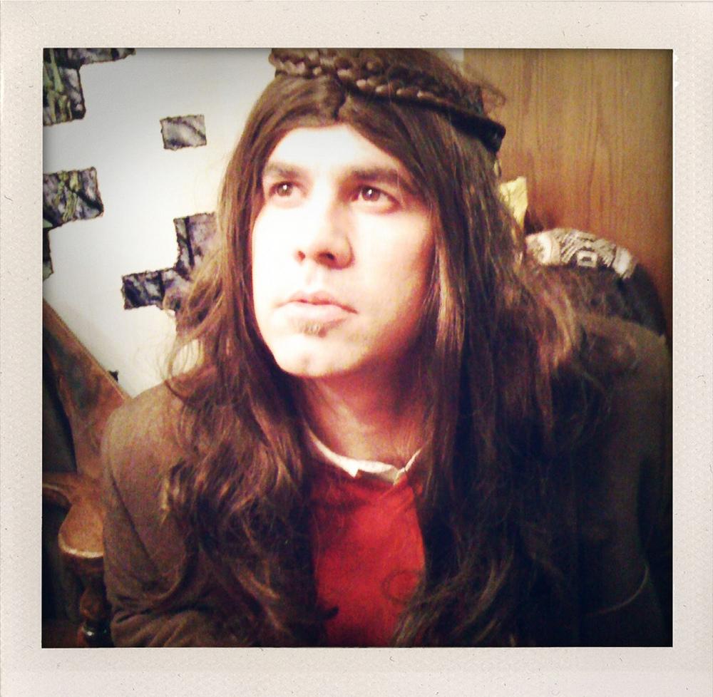 Aidan, Halloween 2009