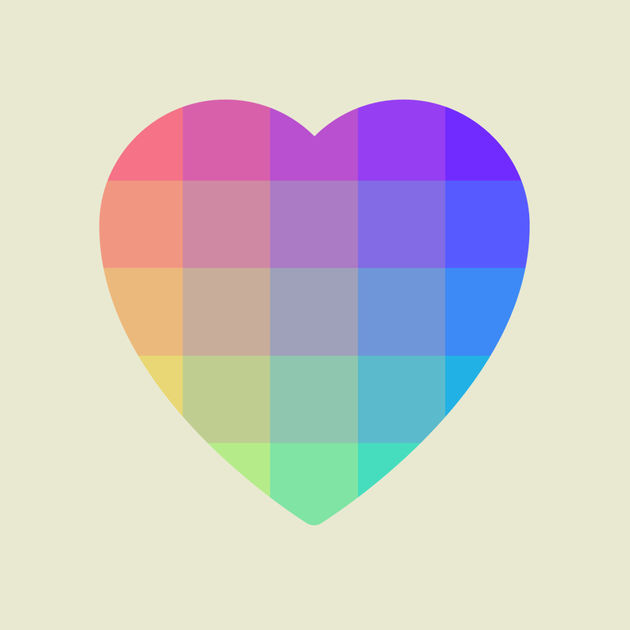 I Love Hue by Zut Games Ltd. - App Store / Google PlayA word of warning: if you have any colourblindness, this is not the game for you. You have to