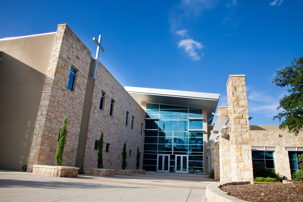 Institutional Projects     Higher Education and Churches    Learn More →