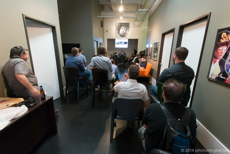 Photo from the 2014 geekout in Las Vegas