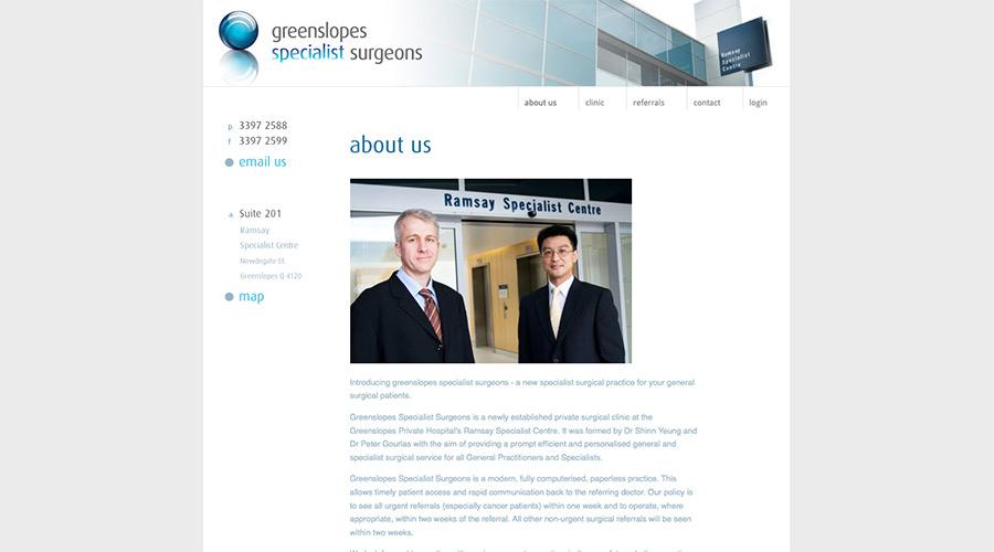 Specialist Surgeons