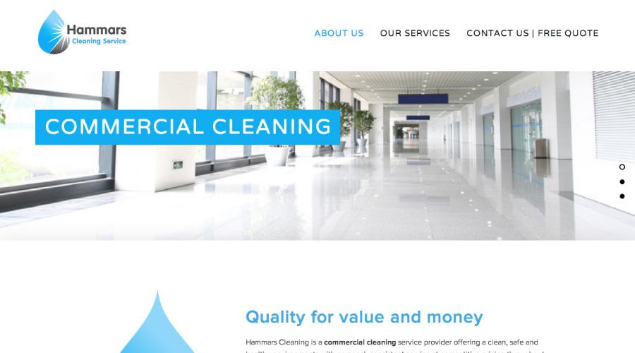 hammarscleaning.com.au