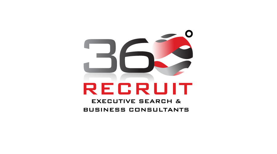360 Recruit Logo / Brand Design