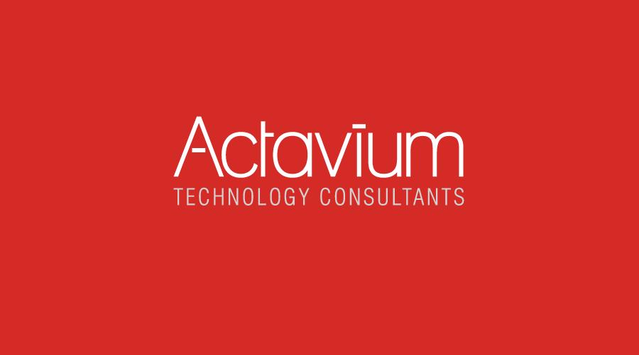 ActaviumLogo / Brand Design