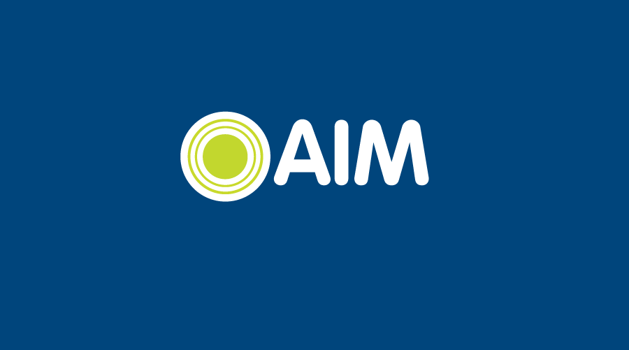AIM  Logo / Brand Design