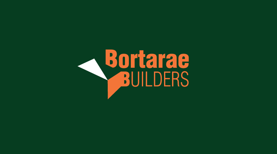 Bortarae BuildersLogo / Brand Design