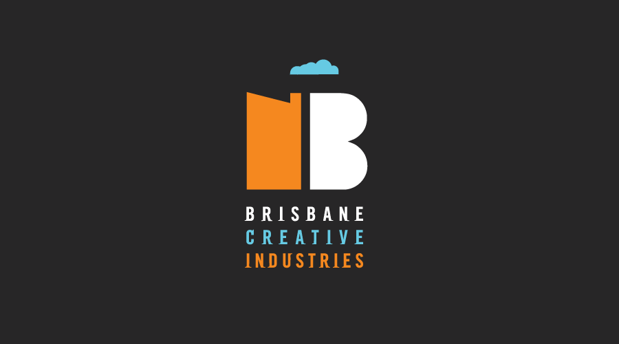 Brisbane Creative Industries Logo / Brand Design