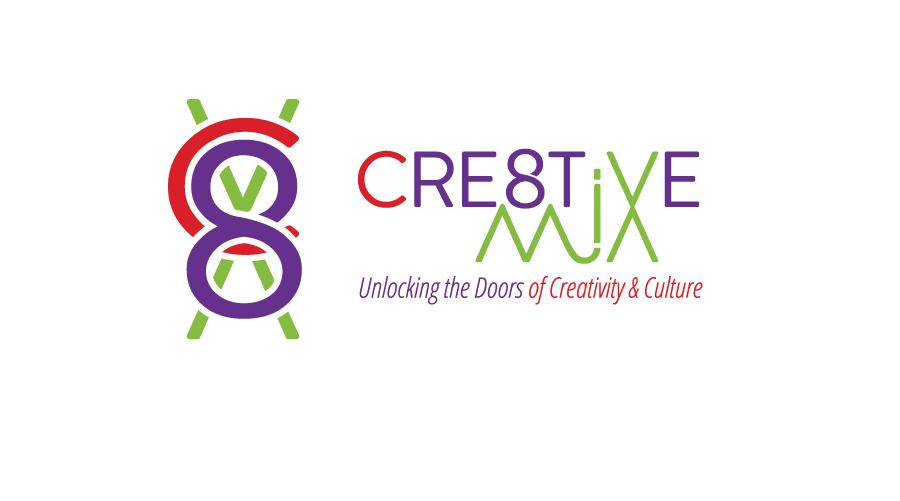 Cre8tive MixLogo / Brand Design