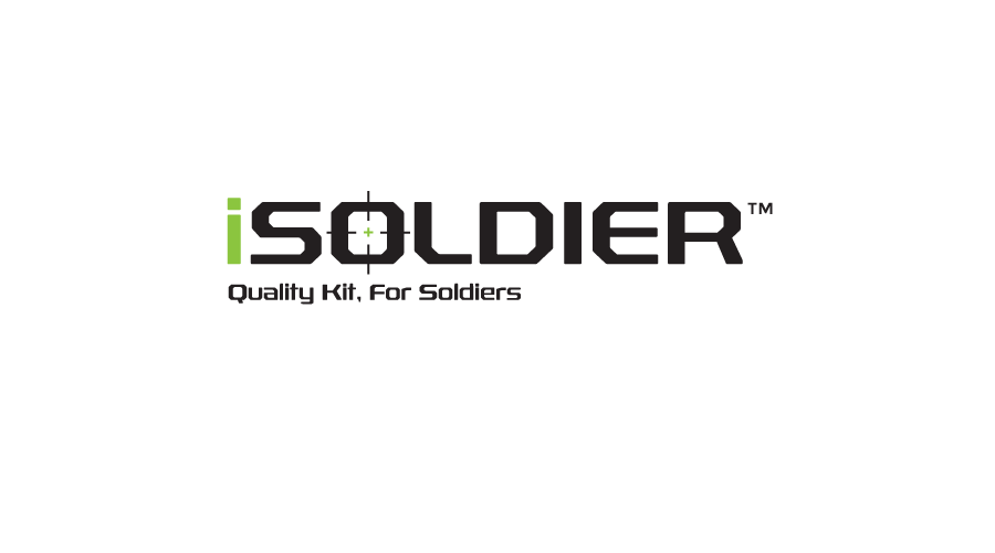 isoldier Logo / Brand Design