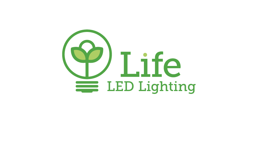 Life LED Logo / Brand Design