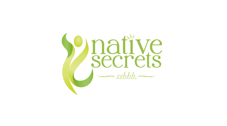 Native Secrets Logo / Brand Design