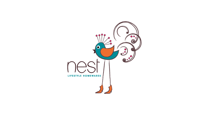 Nest Logo / Brand Design