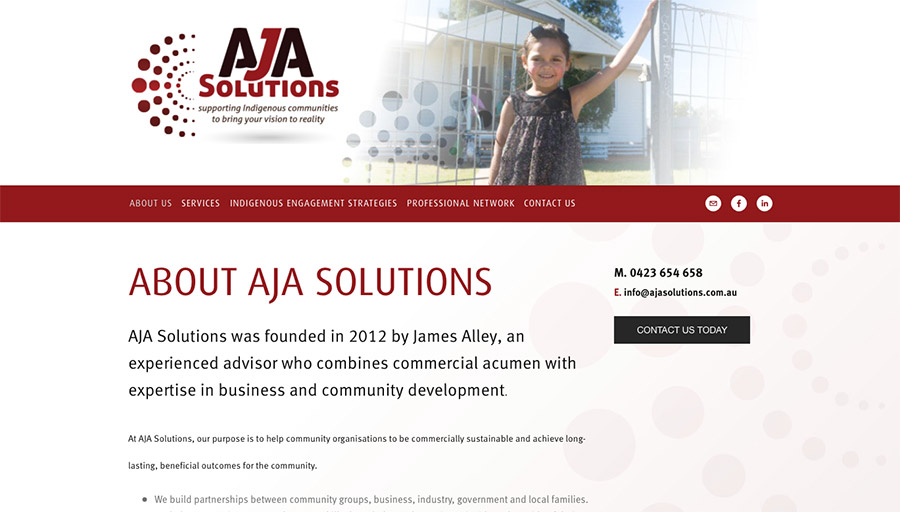 www.ajasolutions.com.au