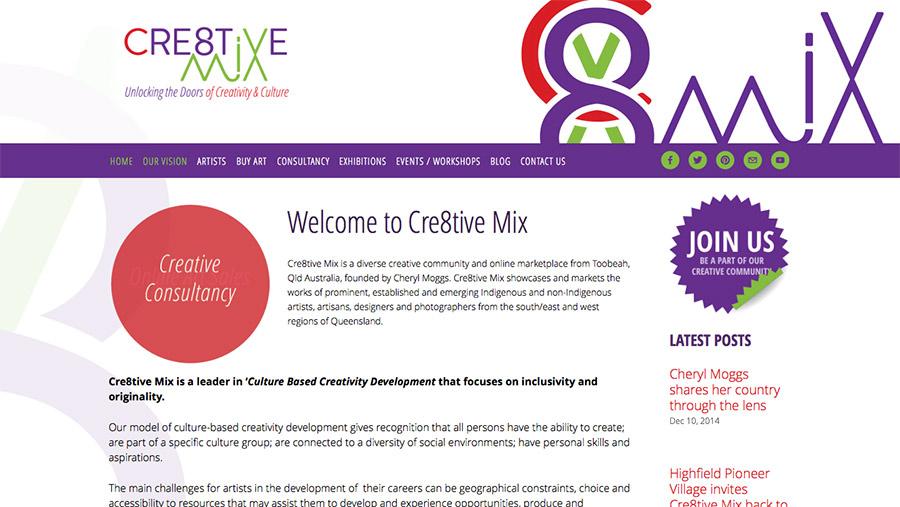 www.cre8tivemix.com.au