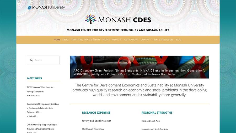 Monash-CDES