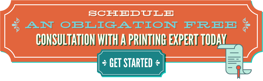 schedule a meeting with your printing expert