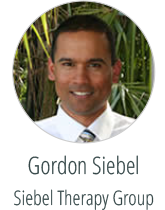 graphic design qld - Gordon Siebel - Siebel Therapy Group
