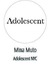 Mina Muto - Adolescent