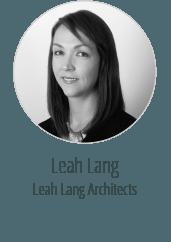 Leah Lang Architects