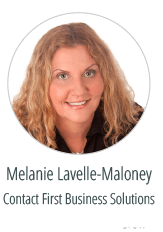 melanie lavelle-maloney graphic design client