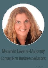 melanie lavelle-maloney graphic design client