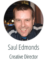 Saul Edmonds Graphic Designer & Creative Director Brisbane