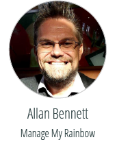 allan bennett - manage my rainbow
