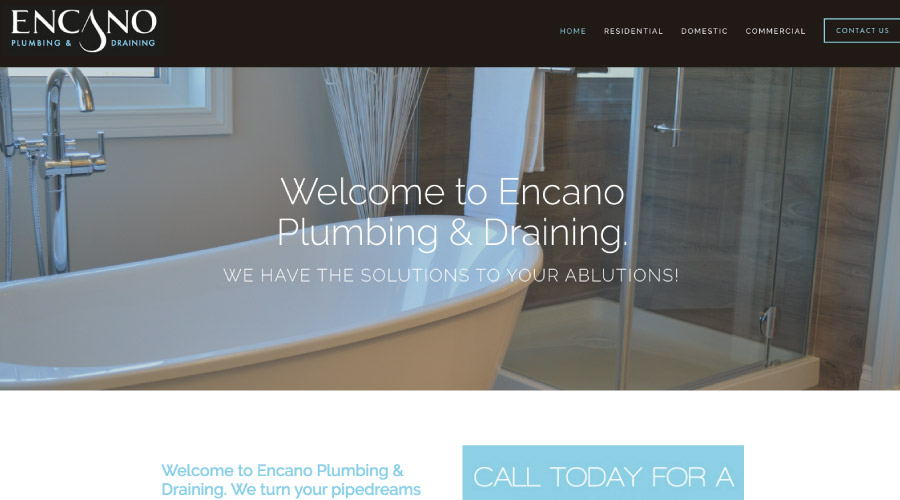Encano Plumbing & Draining