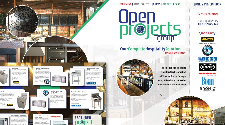 The Open Projects Group