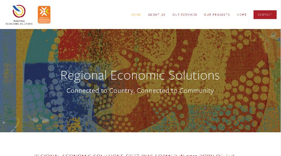 Regional Economic Solutions
