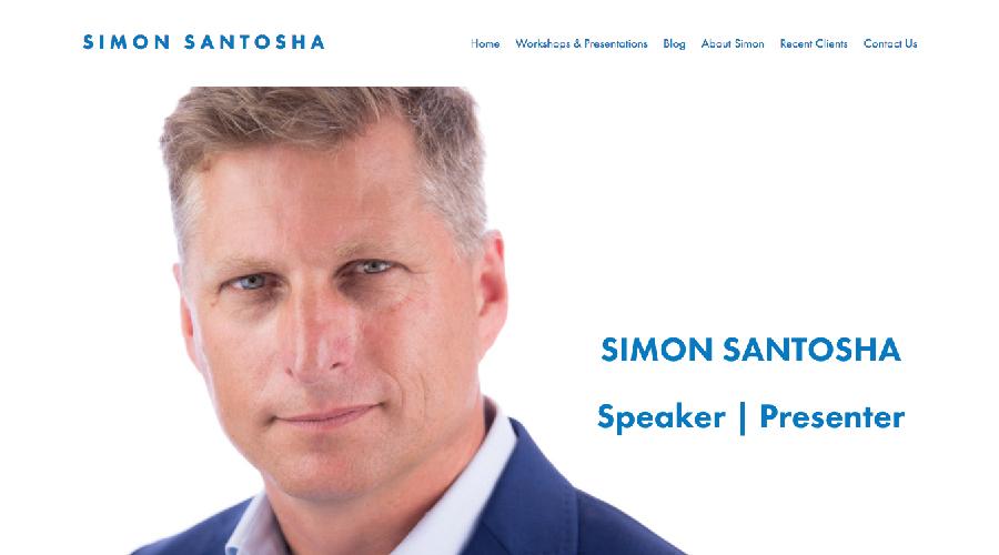 Simon Santosha
