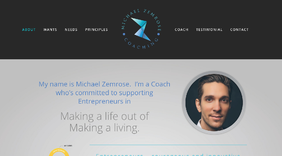 Michael Zemrose Coaching