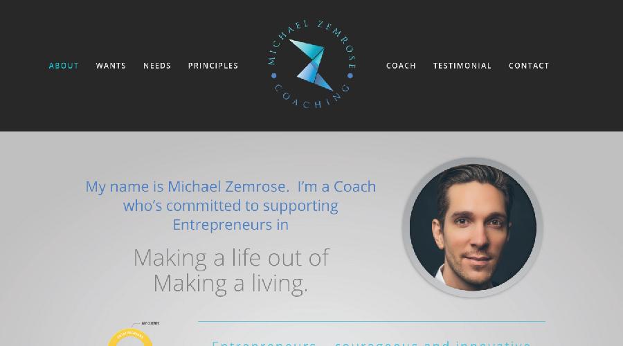 Michael Zemrose Coaching