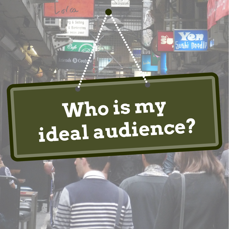 who is my ideal audience