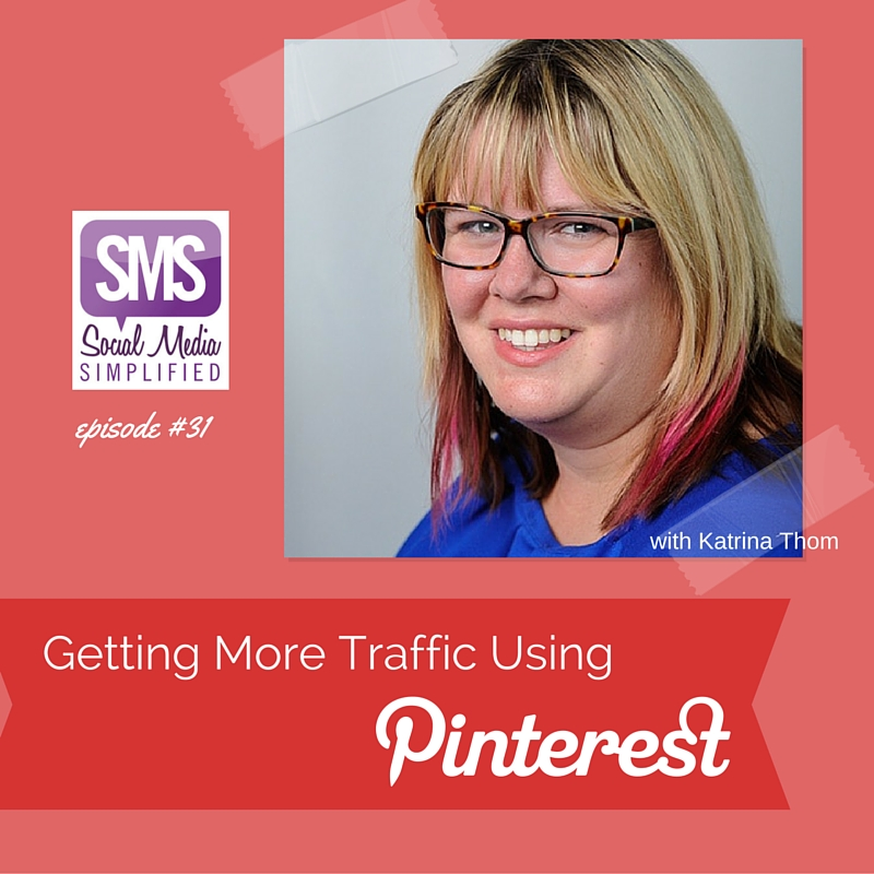 Getting more traffic with Pinterest