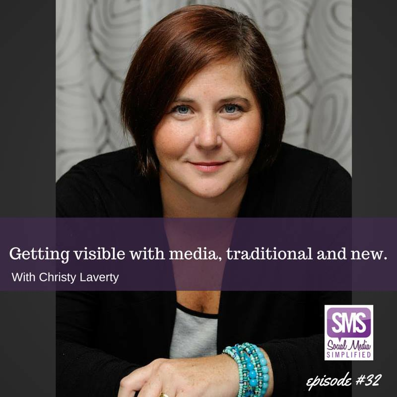 Christy Laverty Media Attention for Your Biz