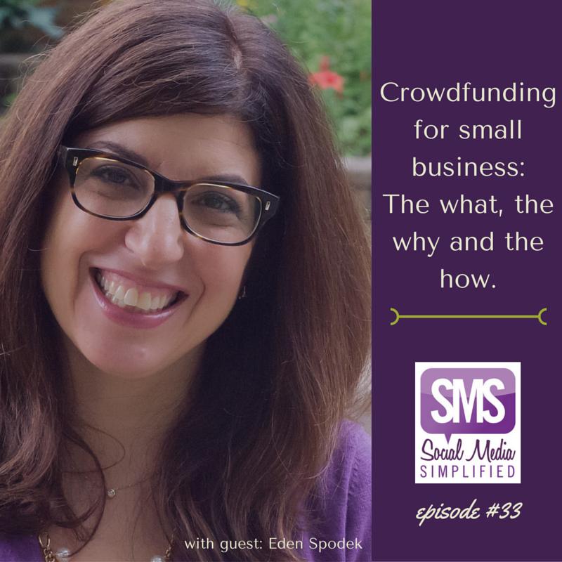 Eden Spodek crowdfunding