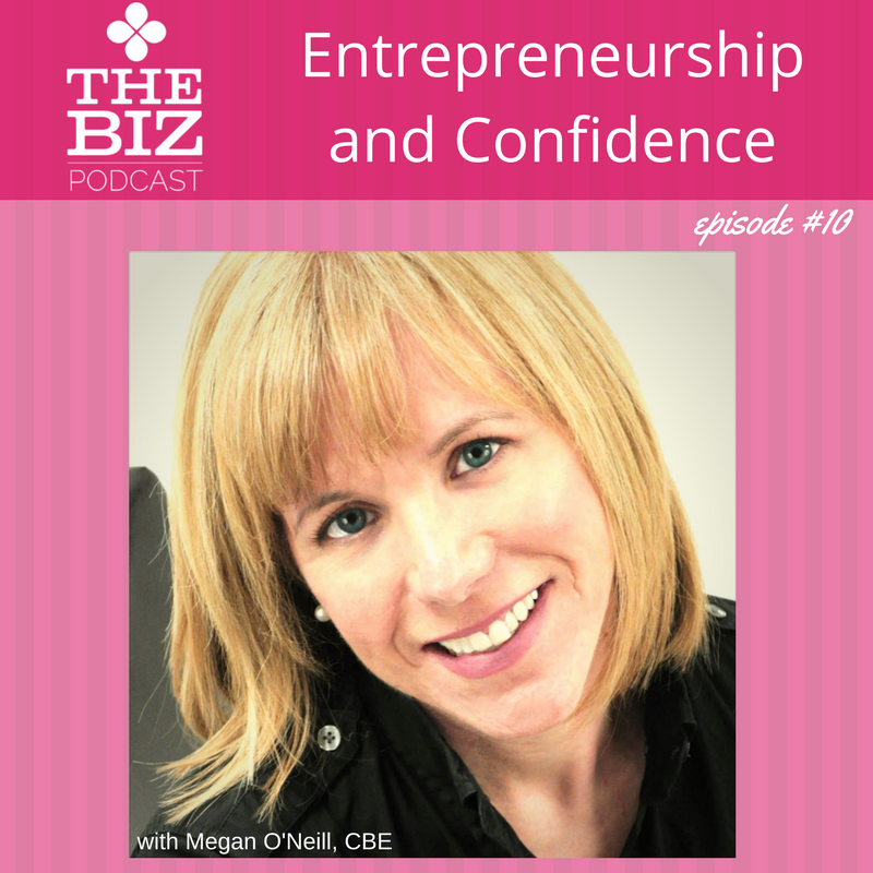 Podcast #10 - Entrepreneurship and confidence